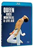 Queen Rock Montreal & Live Aid [Blu-ray] [Import]