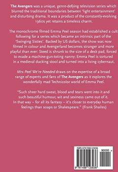 Livres Couvertures de Mrs Peel, We're Needed: The Technicolor world of Emma Peel
