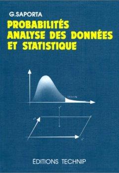 Livres Couvertures de Probabilités, analyse des données et statistique