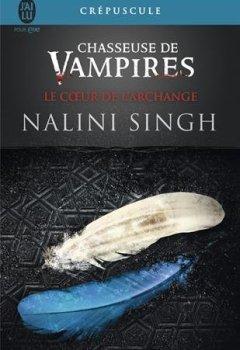 Livres Couvertures de Chasseuse de vampires, Tome 9 : Le coeur de l'archange