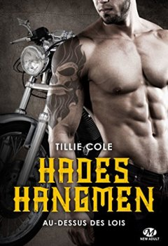 Livres Couvertures de Au-dessus des lois: Hades Hangmen, T4