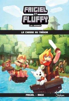 Livres Couvertures de Les Origines de Frigiel et Fluffy, tome 1 (1)