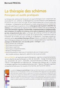 Livres Couvertures de La thérapie des schémas: Principes et outils pratiques
