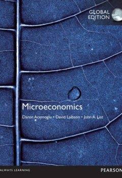Livres Couvertures de Microeconomics, Global Edition