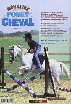 Livres Couvertures de Mon livre du poney et du cheval