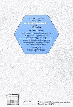 Livres Couvertures de Les grands classiques Disney