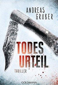 Buchdeckel von Todesurteil: Maarten S. Sneijder und Sabine Nemez 2 - Thriller