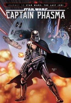 Livres Couvertures de Star Wars : Captain Phasma