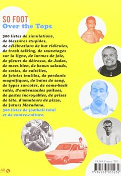 Livres Couvertures de So foot - over the tops
