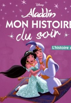 Livres Couvertures de Aladdin : L'histoire du film