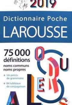 Livres Couvertures de Larousse de poche 2019