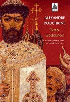 Livres Couvertures de Boris Godounov