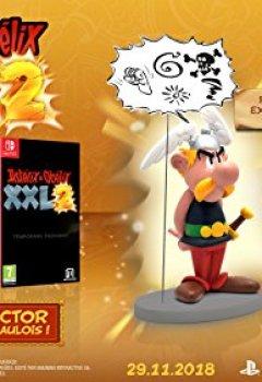 Livres Couvertures de Astérix & Obélix XXL 2 Edition Collector (switch)