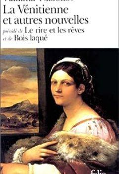 Livres Couvertures de La Vénitienne et autres nouvelles