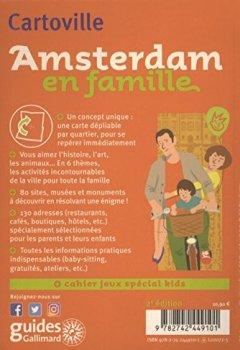 Livres Couvertures de Amsterdam en famille