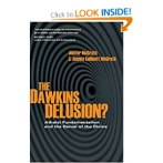 Dawkins delusion a book by alister mcgrath