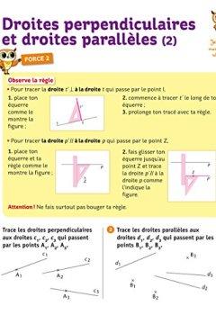 Livres Couvertures de Mini Chouette - Mieux comprendre la Géométrie CM1/CM2 9-11 ans