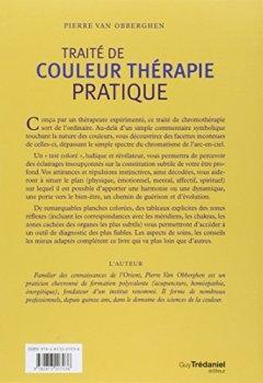 Livres Couvertures de Traité de couleur thérapie pratique