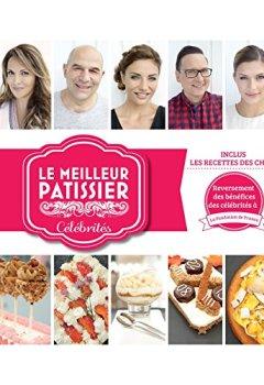 Livres Couvertures de Le Meilleur Pâtissier Célébrités nº2