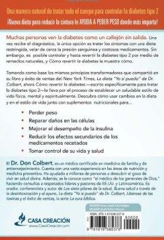 Livres Couvertures de Como Revertir la Diabetes / Reversing Diabetes