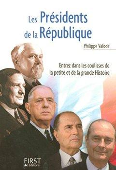 Livres Couvertures de Le Petit Livre de - Les Présidents de la République