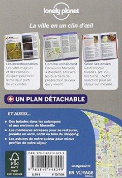 Livres Couvertures de Marseille En quelques jours - 4ed