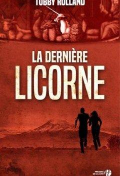 Livres Couvertures de La Dernière Licorne