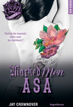 Livres Couvertures de Marked men Saison 6 Asa