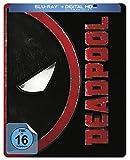 Deadpool Steelbook [Blu-ray] [Limited Edition]