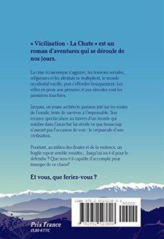 Livres Couvertures de VICILISATION - La Chute