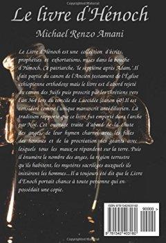 Livres Couvertures de Le Livre d'Henoch