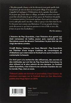 Livres Couvertures de Guardiola Eloge du style