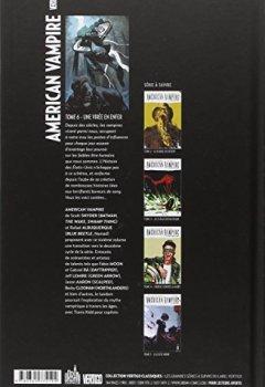 Livres Couvertures de American Vampire tome 6