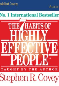 Livres Couvertures de The 7 Habits of Highly Effective People: Powerful Lessons in Personal Change