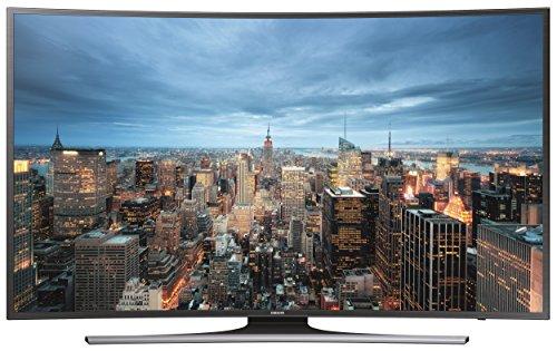 Samsung UE55JU6550 138 cm (55 Zoll) Curved Fernseher (Ultra HD, Triple Tuner, Smart TV) thumbnail