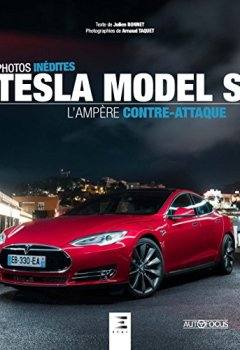 Livres Couvertures de Tesla Model S : L'ampère contre-attaque