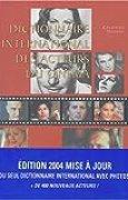 Dictionnaire international des acteurs de cinéma