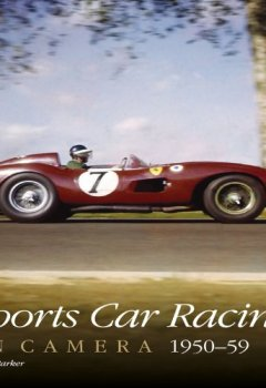 Livres Couvertures de Sports Car Racing in Camera 1950-1959