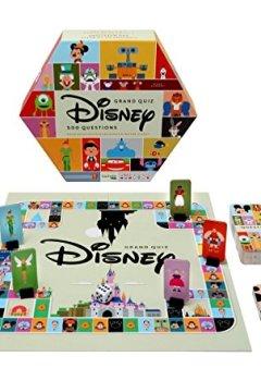 Livres Couvertures de Boîte à quiz Disney