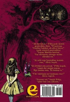 Abdeckungen Alicia in Terra Mirabili: Alice's Adventures in Wonderland in Latin