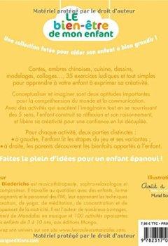 Livres Couvertures de Activites créatives - 35 activités pour libérer la créativité de votre enfant