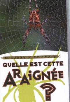 Livres Couvertures de Quelle est cette araignée ?