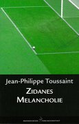 Buchdeckel von Zidanes Melancholie