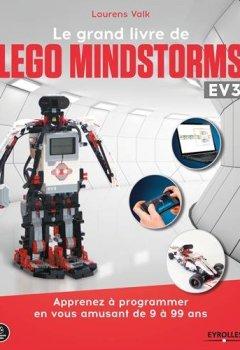 Livres Couvertures de Le grand livre de Lego Mindstorms EV3