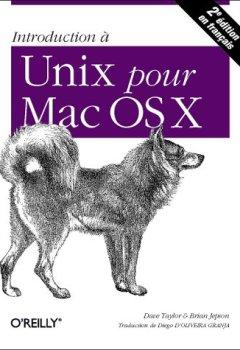 Livres Couvertures de Introduction à Unix pour Mac OS X