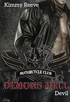 Cover von Demons Hell MC: Devil