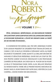 Livres Couvertures de Saga des McGregor - Volume 1