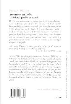 Livres Couvertures de Aventures en Loire : 1000 km à pied et en canoë