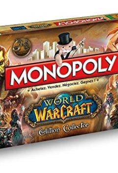 Livres Couvertures de Monopoly World of Warcraft