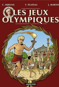 Livres Couvertures de Alix: Les Voyages D'Alix/Les Jeux Olympiques by C??dric Hervan (2012-08-01)